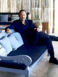 Ο Έλληνας παραγωγός ταινιών του Hollywood και συν-δημιουργός του το Argo Film Festival ,Terry Dougas