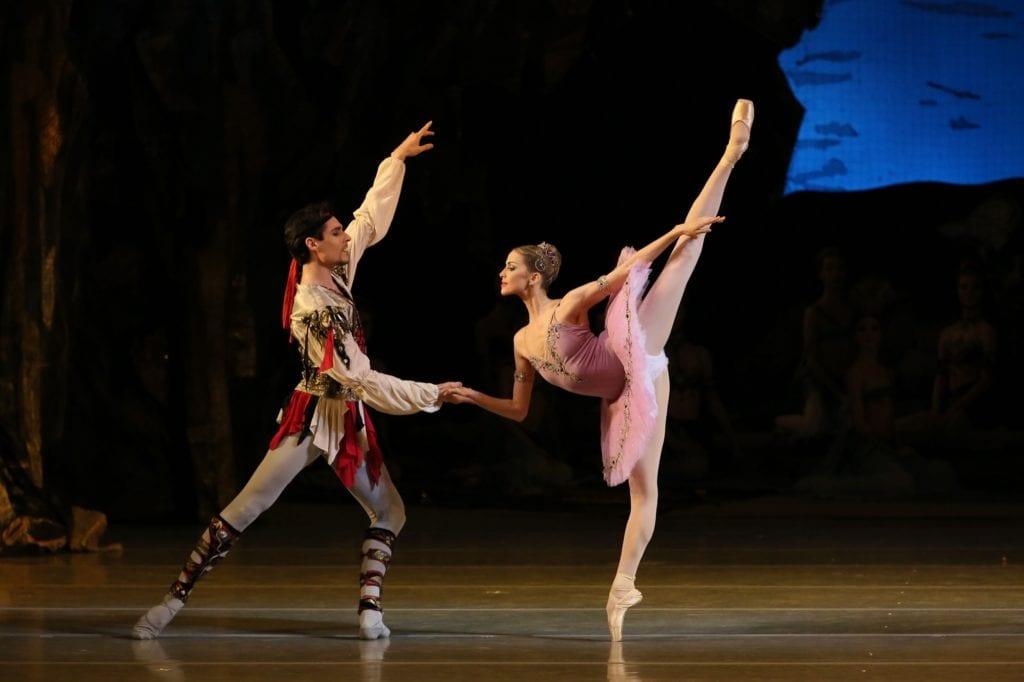 Ο ΚΟΥΡΣΑΡΟΣ Με το μπαλέτο και την ορχήστρα του θεάτρου MARIINSKY της Αγίας Πετρούπολης