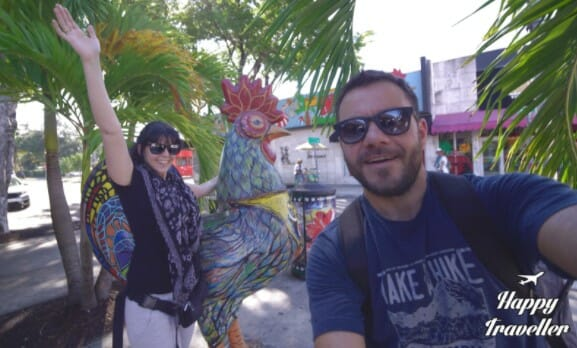 Happy Traveller στο Μαϊάμι