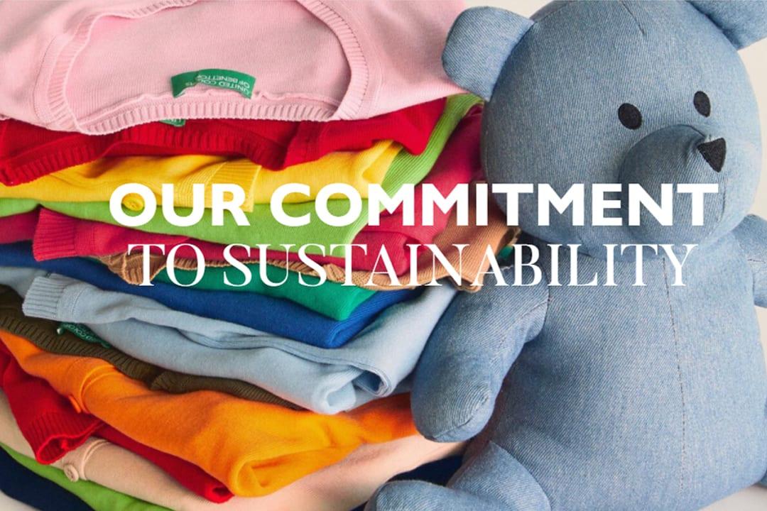 Η δέσμευση της Benetton απέναντι στη βιωσιμότητα
