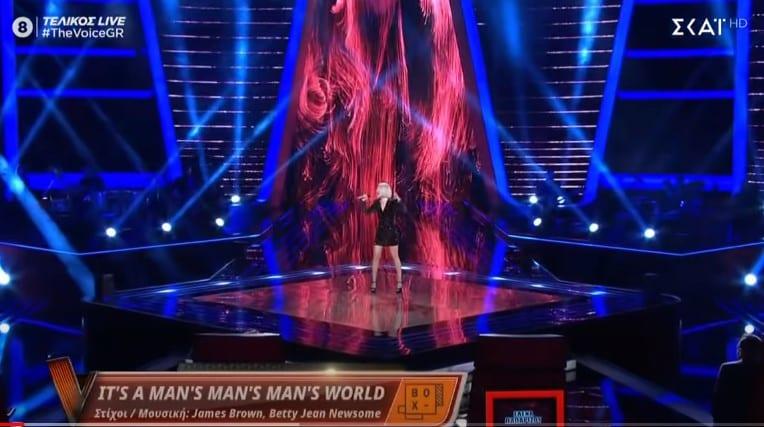 """Η Ιωάννα Γεωργακοπούλου, νικήτρια του """"The Voice"""""""